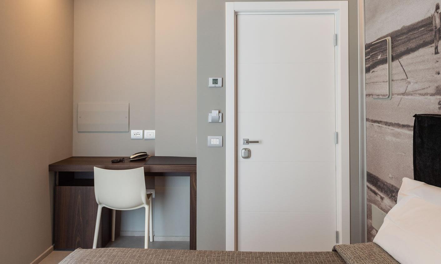 Hotel mit Klimaanlage in Cervia, wählen Sie das Hotel mit Meerblick ...
